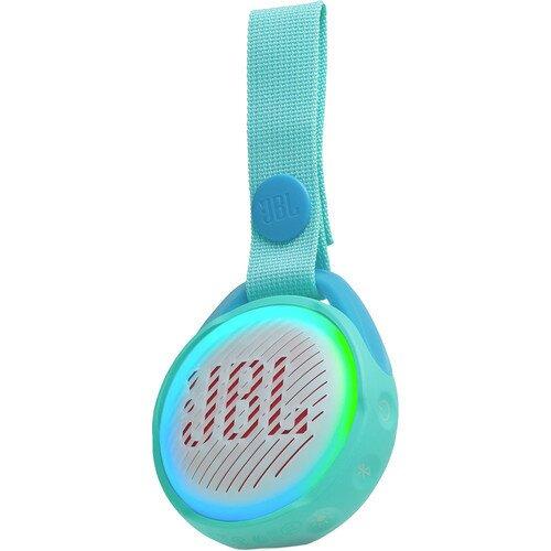 JBL JR POP Portable Bluetooth Speaker - Aqua Teal