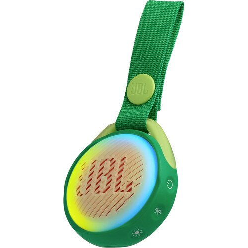 JBL JR POP Portable Bluetooth Speaker - Froggy Green