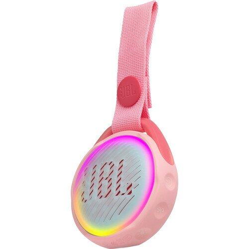 JBL JR POP Portable Bluetooth Speaker - Rose Pink