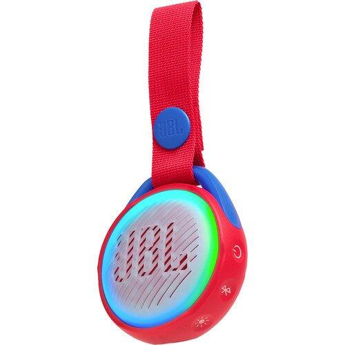 JBL JR POP Portable Bluetooth Speaker - Spider Red
