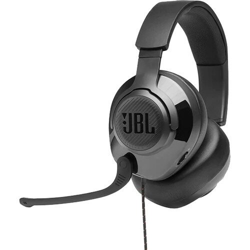 JBL Quantum 200 Wired Over-Ear Gaming Headset