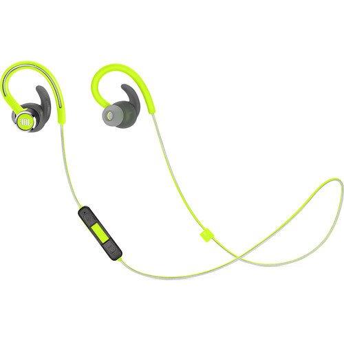 JBL Reflect Contour 2 In-Ear Wireless Headphones - Green