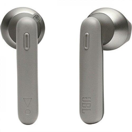 JBL Tune 220TWS True Wireless Earbuds - Grey