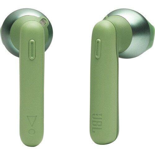 JBL Tune 220TWS True Wireless Earbuds - Green