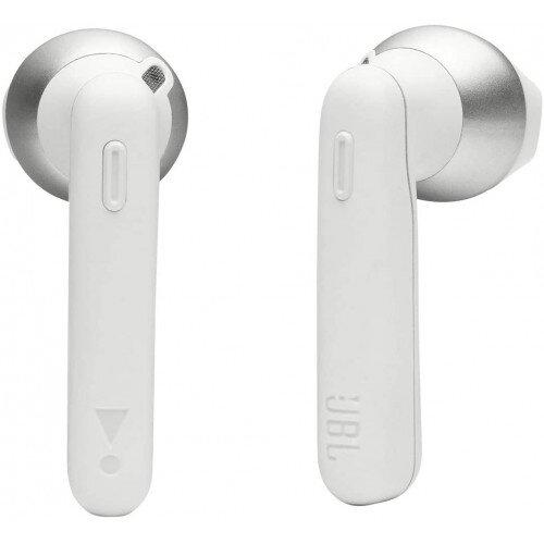 JBL Tune 220TWS True Wireless Earbuds - White