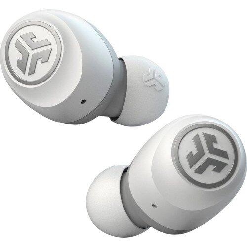 JLab Audio Go Air True Wireless Earbuds - White