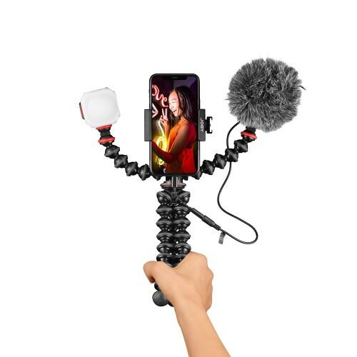 Joby GorillaPod Mobile Vlogging Kit & Camera Rig for Smartphones