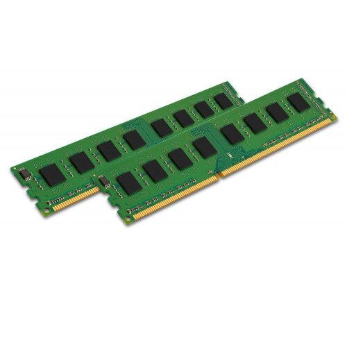 Kingston 8GB Kit (2x4GB) - DDR3 1600MHz Memory