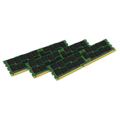 Kingston 12GB Kit (3x4GB) - DDR3 1600MHz Server Memory