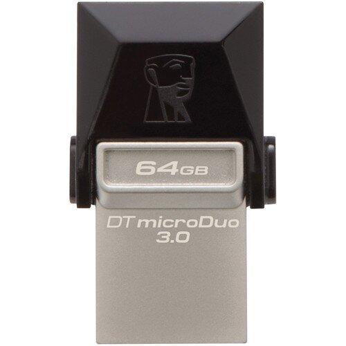 Kingston DataTraveler MicroDuo 3.0 - 64GB