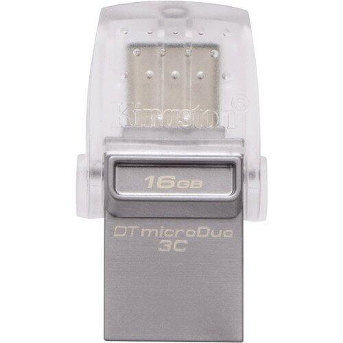 Kingston DataTraveler MicroDuo 3C - 16GB