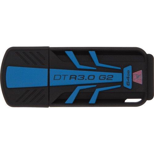 Kingston DataTraveler R3.0 G2 USB Flash Drive - 64GB