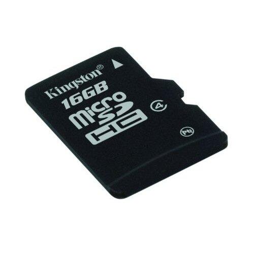 Kingston MicroSDHC Card - Class 4 - 16GB