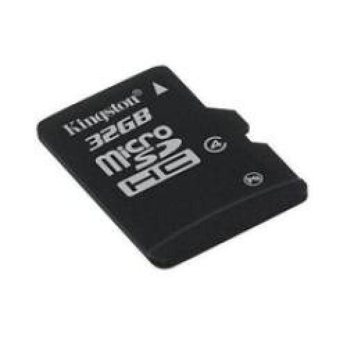 Kingston MicroSDHC Card - Class 4 - 32GB