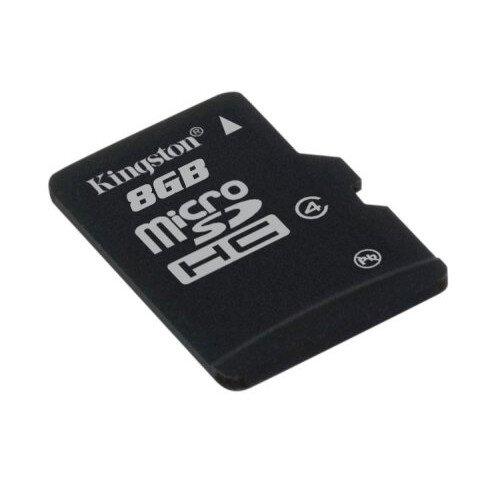 Kingston MicroSDHC Card - Class 4 - 8GB