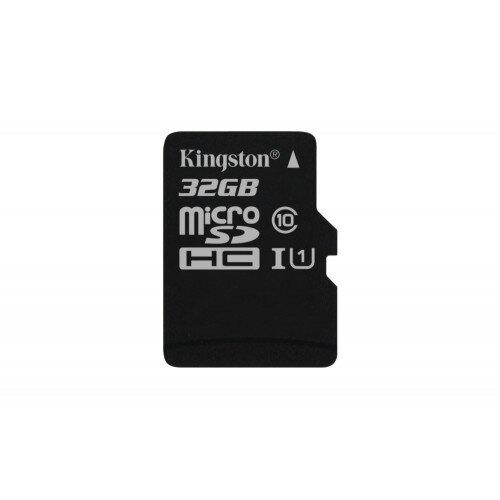 Kingston MicroSDHC/MicroSDXC Class 10 UHS-I Card - 32GB