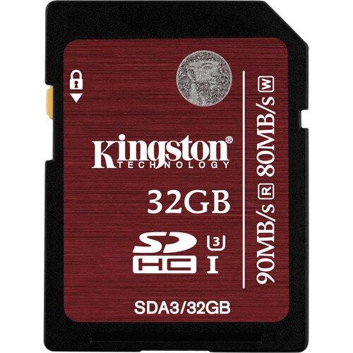 Kingston SDHC/SDXC UHS-I U3