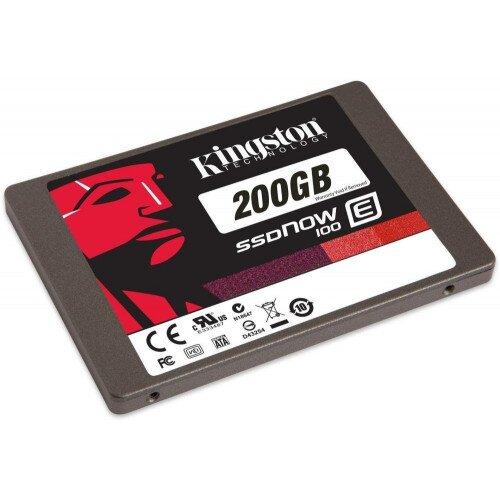 Kingston SSDNow E100 Drive - 200GB
