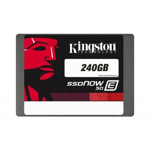 Kingston SSDNow E50 Drive - 240GB