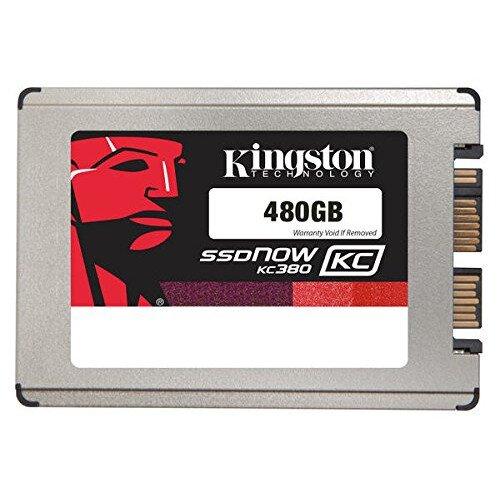 Kingston SSDNow KC380 Drive - 480GB