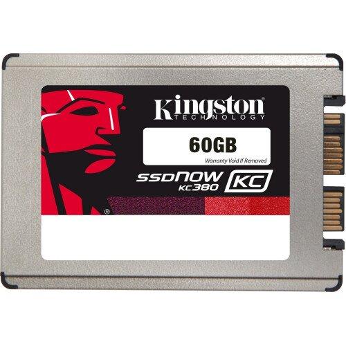 Kingston SSDNow KC380 Drive - 60GB