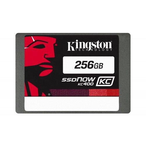 Kingston SSDNow KC400 Drive - 256GB