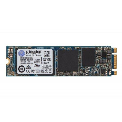 Kingston SSDNow M.2 SATA G2 Drive - 480GB