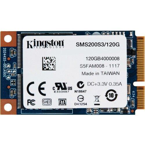 Kingston SSDNow mS200 Drive - 120GB