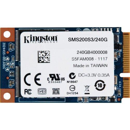 Kingston SSDNow mS200 Drive - 240GB
