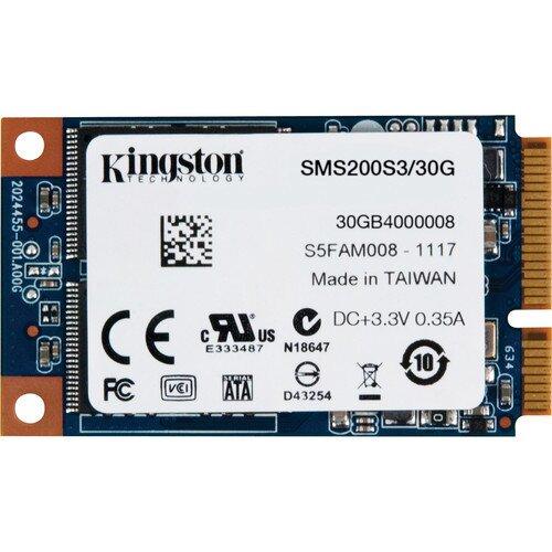 Kingston SSDNow mS200 Drive - 30GB