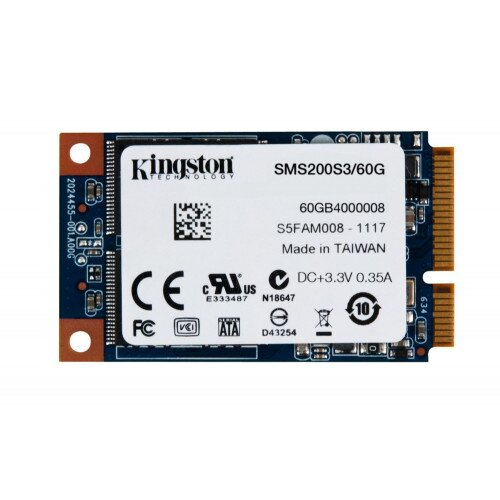 Kingston SSDNow mS200 Drive - 60GB