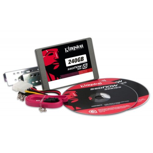 Kingston SSDNow V300 Drive for Desktop - 240GB