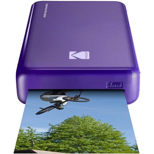 Kodak Mini 2 Instant Photo Printer - Purple