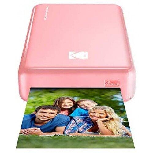 Kodak Mini 2 Instant Photo Printer - Pink