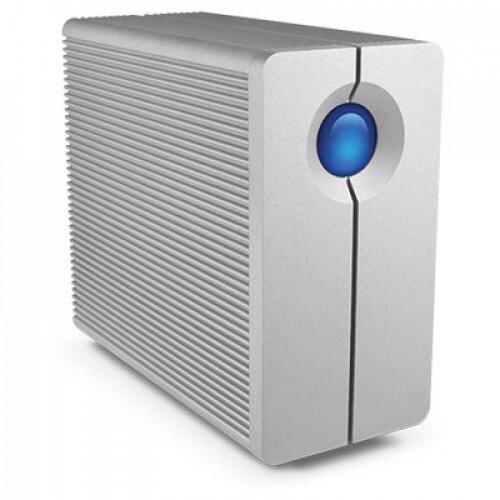 LaCie 2big Quadra USB 3.0 Desktop Drive - 8TB