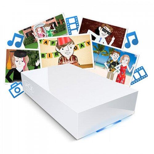LaCie CloudBox - 3TB