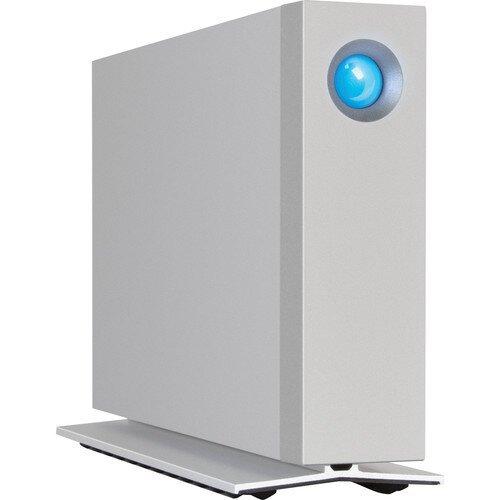 LaCie d2 Thunderbolt 2 Desktop Drive - 4TB
