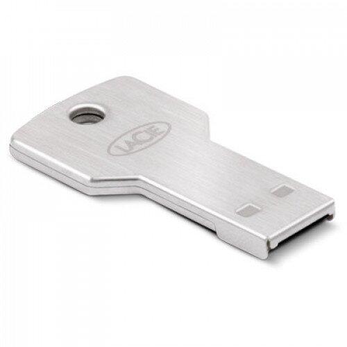 LaCie PetiteKey USB Flash Drive - 8GB