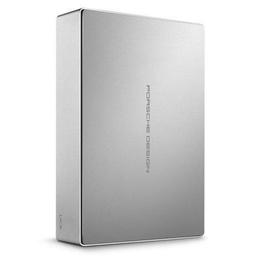 LaCie Porsche Design Desktop Drive for PC/MAC - 6TB