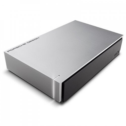 LaCie Porsche Design Desktop Drive for MAC - 4TB
