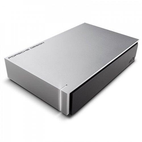 LaCie Porsche Design Desktop Drive for MAC - 4TB
