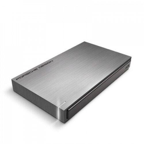 LaCie Porsche Design Mobile Drive External Hard Drive - 500GB