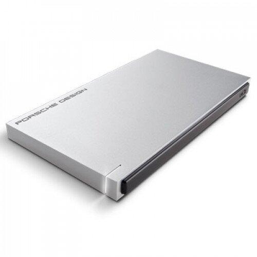 LaCie Porsche Design Slim Drive External Hard Drive - 500GB