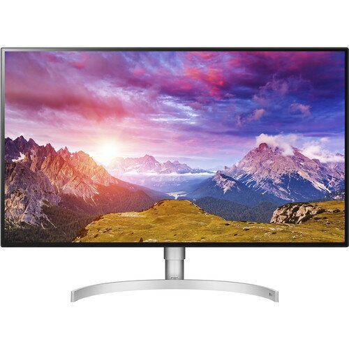 "LG 32"" Class UltraFine 4K UHD LED Monitor with Thunderbolt 3"