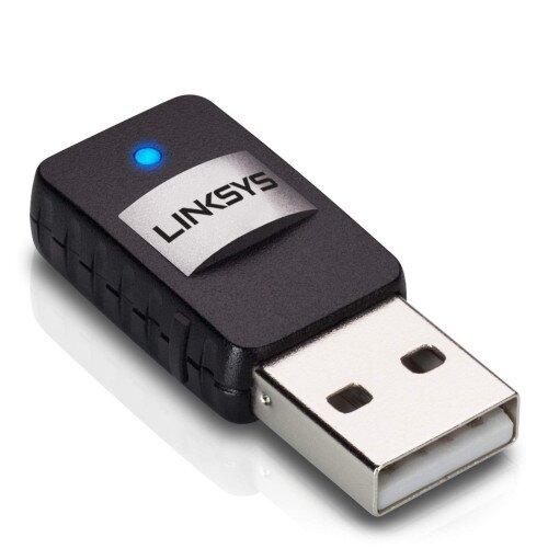 Linksys Wireless-AC Mini USB Adapter