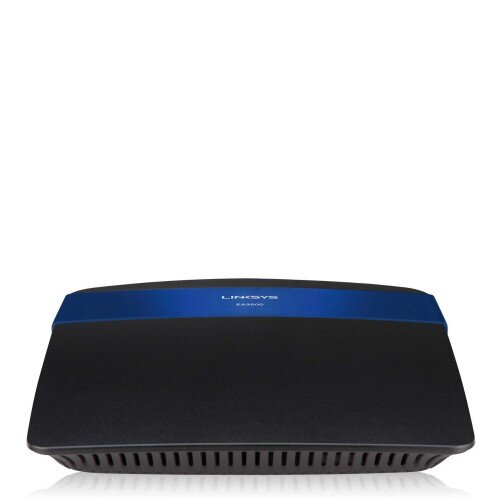 Linksys N750 Dual-Band Wi-Fi Router