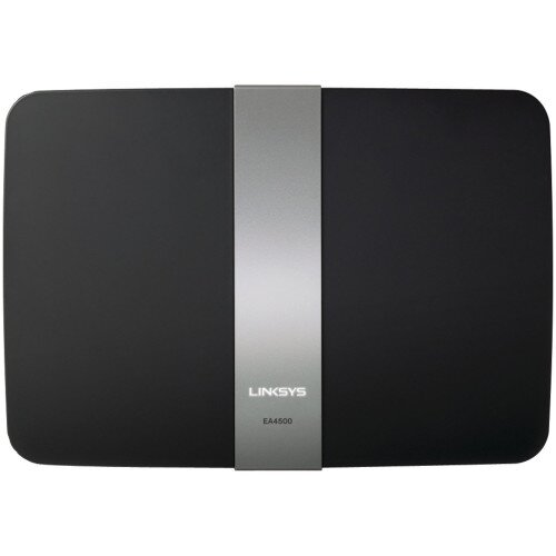 Linksys N900 Dual-Band Wi-Fi Router