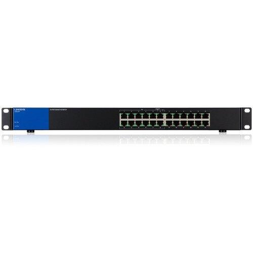 Linksys 24-Port Business Gigabit PoE+ Switch