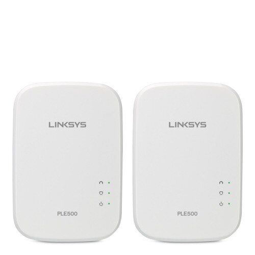Linksys Powerline Wired Network Expansion Kit