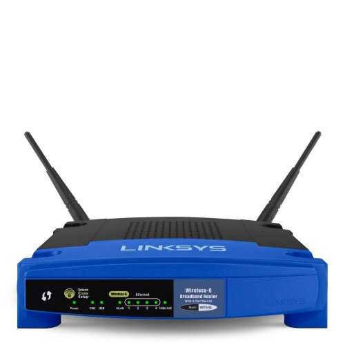 Linksys Wireless-G Wi-Fi Router